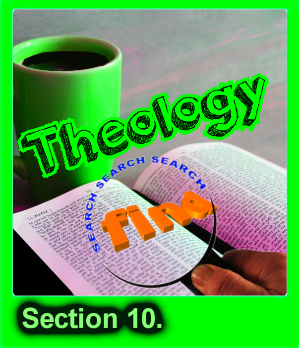 10 Theology Button