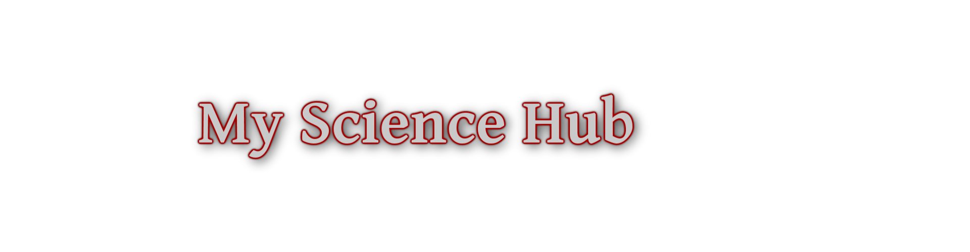 My Science Hub Font Banner_000000