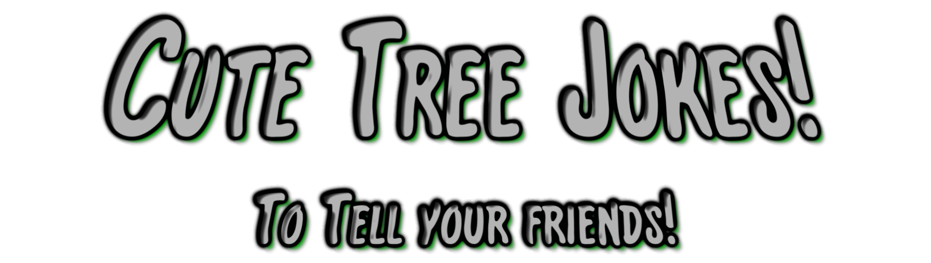 Cute tree jokes kids find truth